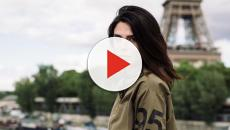 La modelo Negzzia durmió en las calles de París tras huir de Irán por posar desnuda