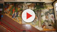 San Francisco School Board votes to paint over Washington High slave mural