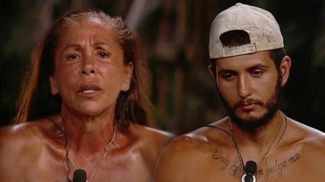 Omar Montes critica a Isabel Pantoja aprovechando que ya no está en en 'Supervivientes'
