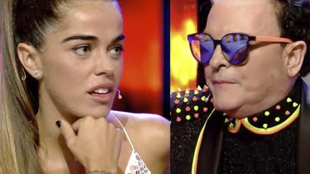 Violeta desconsolada al saber que Fabio podría tener pareja en Italia, según la Coctelera