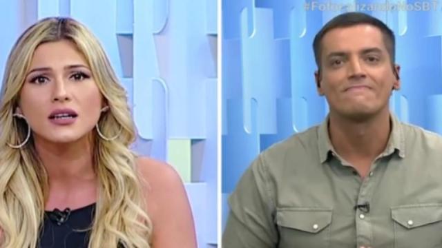 Leo Dias e irmão de Sonia Abrão batem boca na web