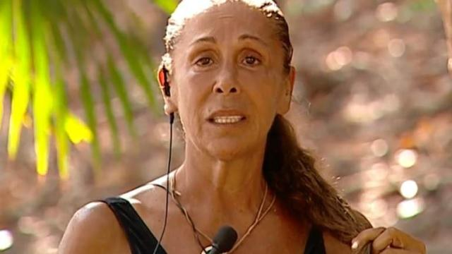 Isabel Pantoja se va de Supervivientes por graves problemas de salud