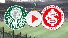 Palmeiras x Internacional: transmissão pelo SporTV 2, nesta quarta (10), às 21h30