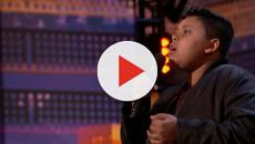 'America's Got Talent:' 12-year-old Luke Islam gets the Golden Buzzer from Julianne Hough