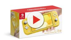 Nintendo unveils cheaper, smaller Switch Lite