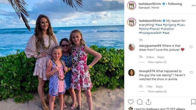 'Teen Mom 2', Hawaii: It looks like production crew's with Leah Dawn Messer on vacation