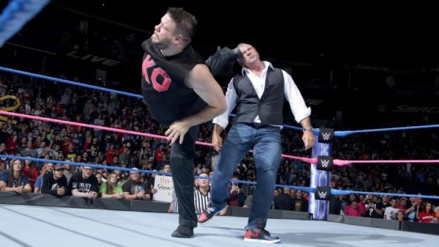 Kevin Owens' Pipebomb On WWE SmackDown