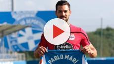 Flamengo anuncia a contratação de zagueiro espanhol