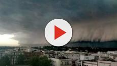 Brindisi: tetto di un supermercato crolla a causa del maltempo
