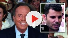 Prueba de ADN revela que Julio Iglesias es el padre de Javier Sánchez
