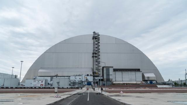 Chernobyl: nasce lo scudo che copre il reattore 4, esploso nel 1986
