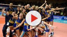 Universiadi, finale femminile di volley Italia vs Russia su Fisu Tv