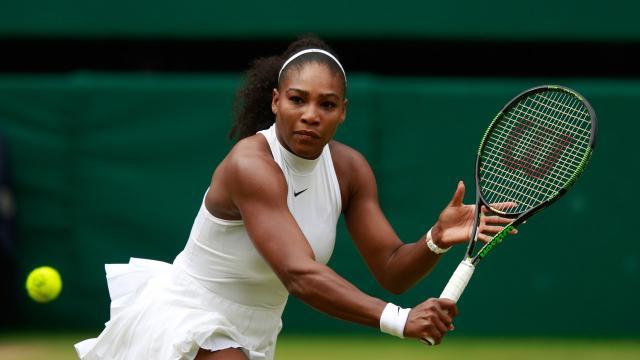 Wimbledon: Serena Williams ad un passo dal record femminile di Slam vinti