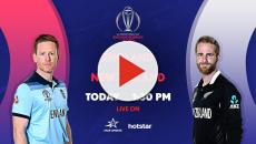 Star Sports live streaming England vs New Zealand ICC WC 2019 final match at Hotstar