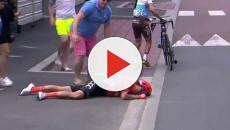 Tour de France: la nona tappa segna la fine per De Marchi e la vittoria per Impey
