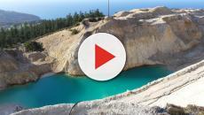El Monte Neme en Galicia es un lago tóxico y está moda en Instagram