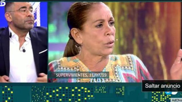 Jorge Javier disculpa el presunto trato de favor a Pantoja: 'no todos somos iguales'