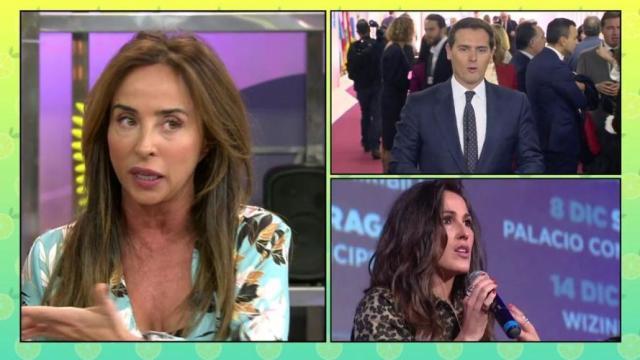 María Patiño no dio la exclusiva de Albert Rivera y Malú, según Diego Arrabal