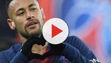 Neymar se reapresenta atrasado após nova declaração polêmica