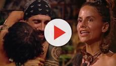 Mónica Hoyos, expulsada en Supervivientes, se molesta con Fabio por su celebración