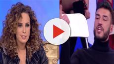 U&D: Lorenzo Riccardi invia una frecciatina a Sara Affi Fella nel corso di un evento