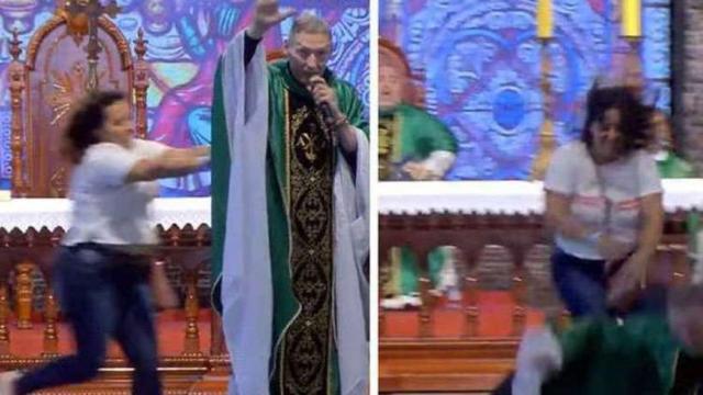 Padre Marcelo Rossi não quis registrar agressão na delegacia