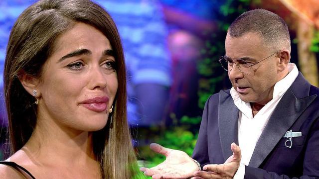 Jorge Javier Vázquez hace llorar a Violeta en público por decir que durará poco con Fabio