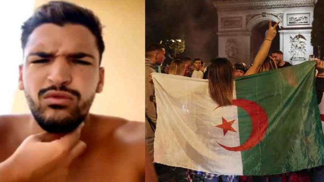 Selim n'a pas soutenu l'Algérie lors de la CAN 2019 : 'C'est de la division'
