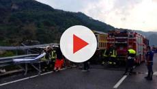 Tragico schianto sulla SS Jonio-Tirreno: due giovani in gravi condizioni