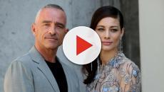 L'ex compagna di Eros Ramazzotti attaccata sui social network, il cantante la difende