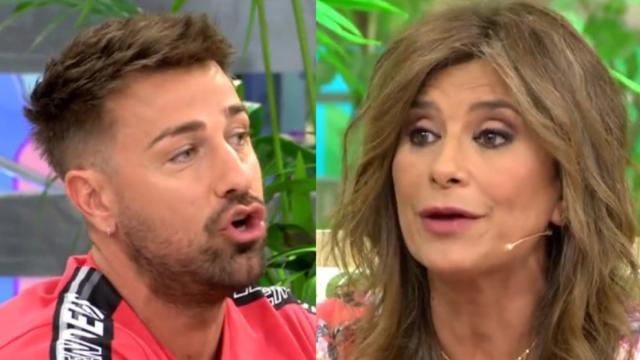 Sálvame: Gema López le responde a Rafa Mora: 'Cuidado con la soberbia'
