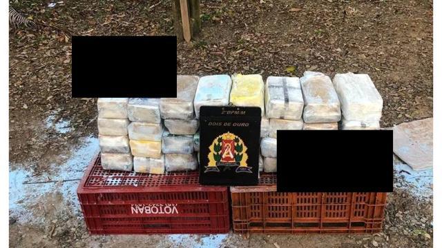 Homem compra sabão em pó, mas dentro da caixa havia drogas