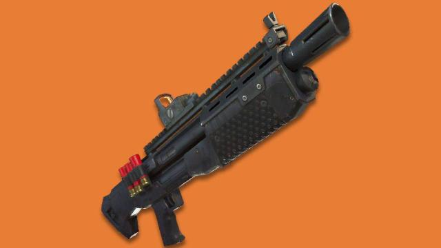 'Fortnite' new upgrade will introduce the Epic and Legendary Tactical Shotgun