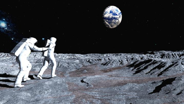 NASA plans to land the first woman on the moon by 2024