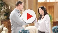 Beautiful, spoiler fino al 26 luglio: Katie e Thorne sceglieranno la data delle nozze
