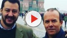 Russiagate: Salvini non ha niente da dire alle richieste di chiarimento di Conte e Di Maio