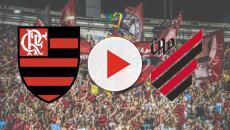 Flamengo x Athletico-PR ao vivo: onde assistir na TV Fechada e Aberta nesta quarta (17)