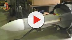 Torino: sequestrate armi e missili
