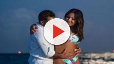 'A gente quer ter um outro filho depois', diz esposa de Thammy Miranda