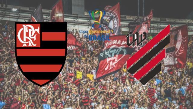 Flamengo x Athletico-PR: ao vivo na TV Globo e Premiere, nesta quarta (17), às 21h30