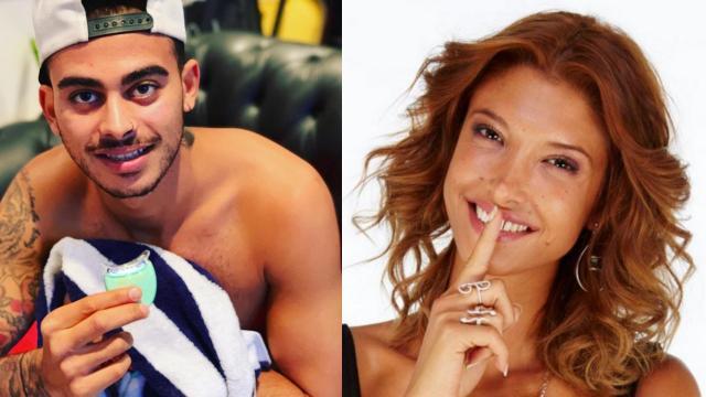 Greg et Mélanie, un nouveau couple qui s'est formé sur le tournage au Portugal