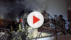 Roma, incendio al rione Tufello: un morto e un ferito