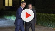 Quim Torra se opondría a la investidura de Sánchez si no 'da voz' a Cataluña