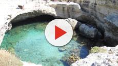 Lecce, si tuffa dalla Grotta della Poesia: ferito 45enne