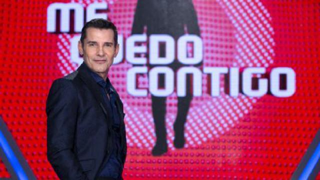 Telecinco apuesta por 'Me quedo contigo' con Jesús Vázquez para este verano