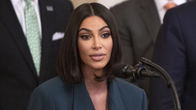 Kim Kardashian defiende a Kevin Keith, el preso condenado a muerte