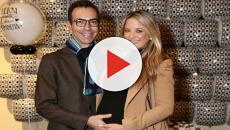 César Tralli faz linda declaração para filha ao postar foto no Instagram: 'sublime amor'
