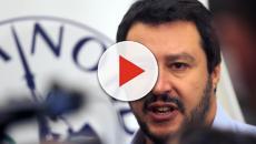 Scontro tra Salvini e Boschi: 'coraggio di parlare?' Lei replica concludendo con 'bacioni'