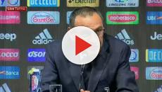 Juventus, Sarri: 'Pogba? Mi piace molto ma è un giocatore del Manchester United'