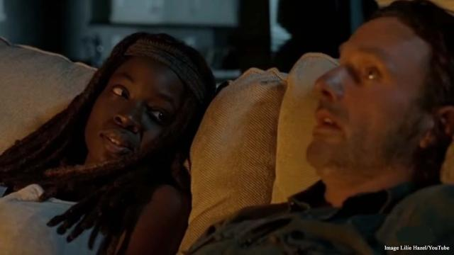 Rick Grimes is back for first 'The Walking Dead' film, while Michonne leaves the series